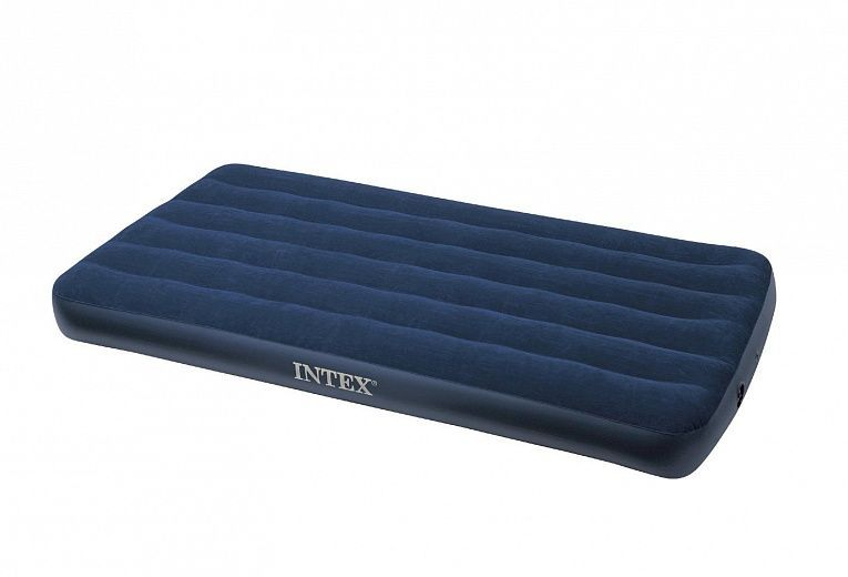 Надувной матрас Intex Twin Classic Downy Bed