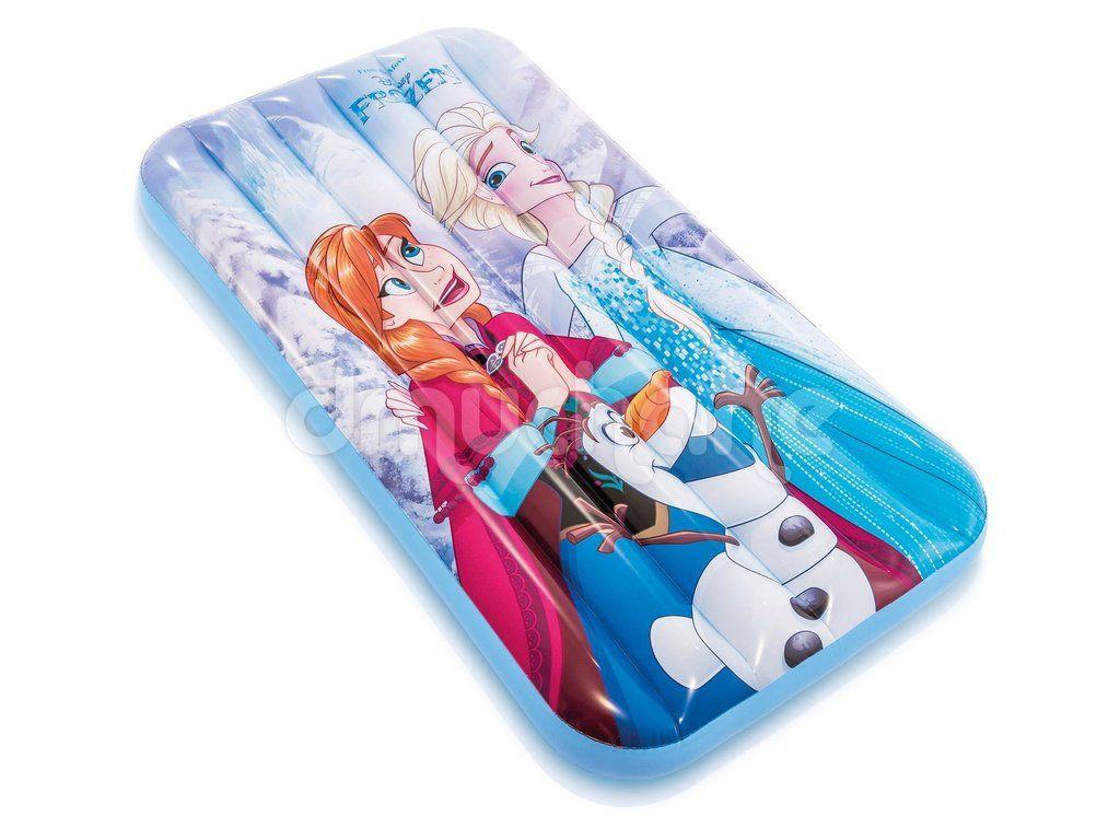 Детский надувной матрас для плавания Intex