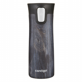Термокружка Contigo Couture Pinnacle Indigo Wood